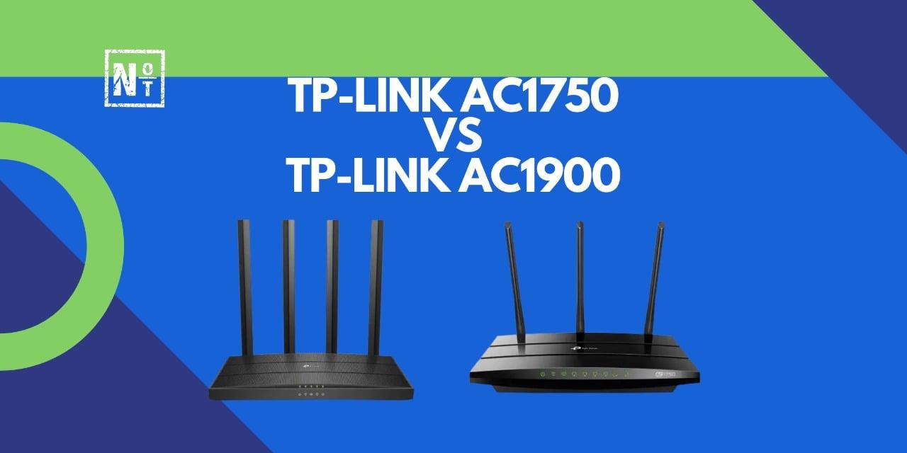 TP-Link AC1750 VS TP-Link AC1900