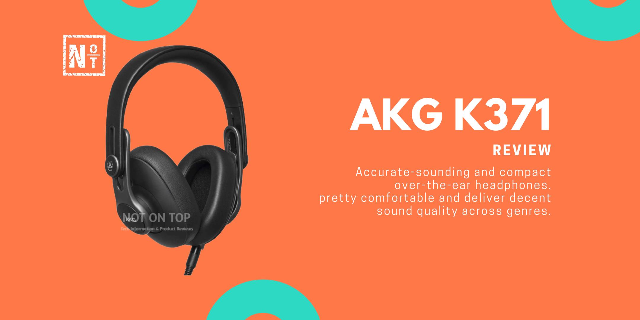 akg k371 review