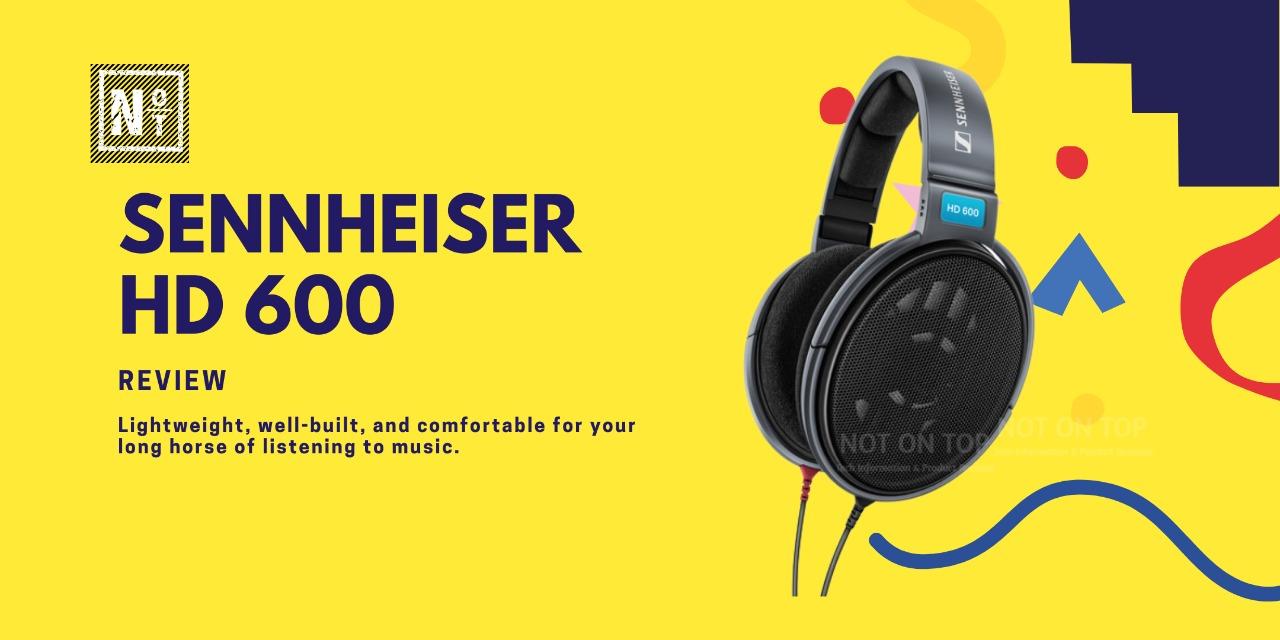 Sennheiser HD 600 review